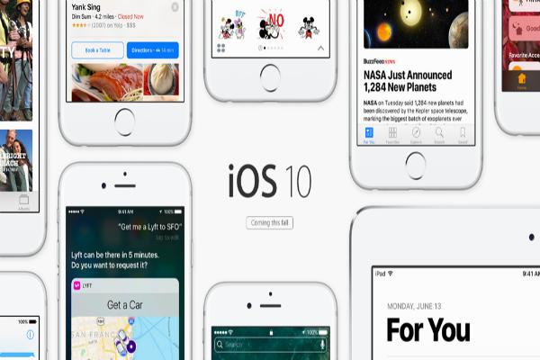 معدلات الانتقال نحو iOS 10 تفوق التوقعات