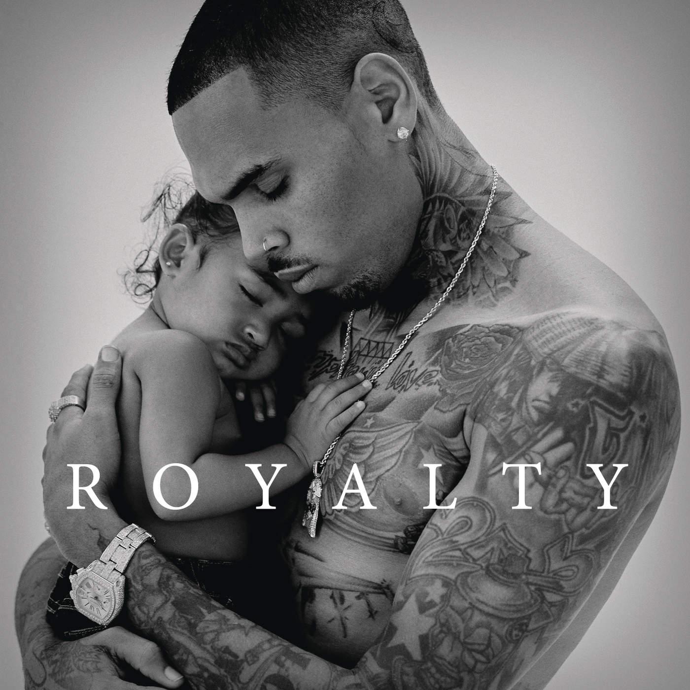 Chris Brown - Royalty (Deluxe Version)