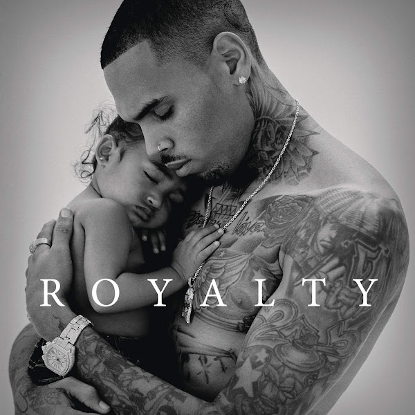 Chris Brown - Royalty (Deluxe Version) Cover