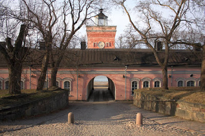Visitor Centre in Suomenlinna