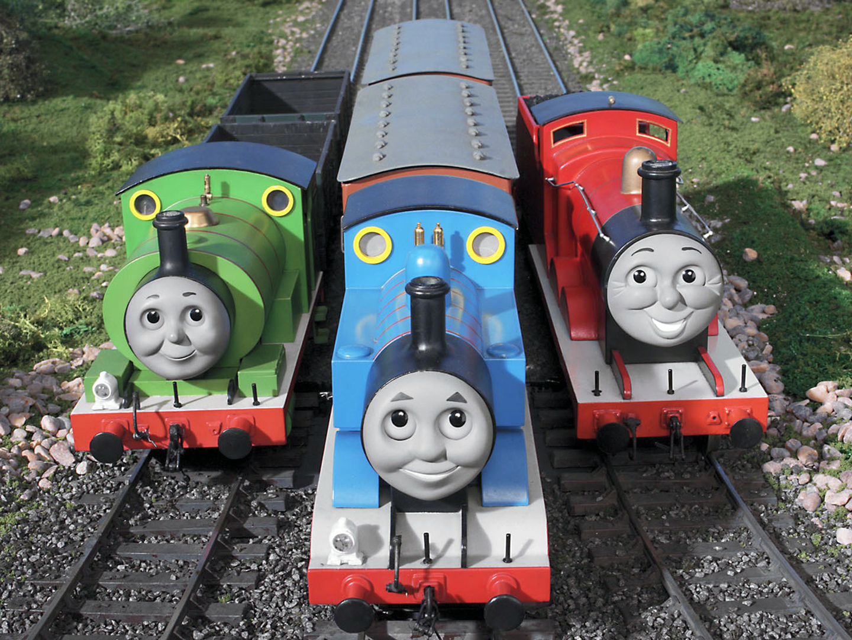 thomas and friends train - photo #1