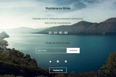wp-maintenance-mode-plugin