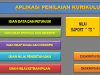 Aplikasi Penilaian dan Raport Kurikulum 2013 Versi 2019