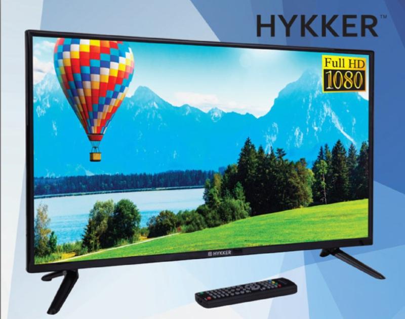 Cudowna Testujemy produkty z Biedronki: Telewizor Hykker LED TV 32 cale GT74