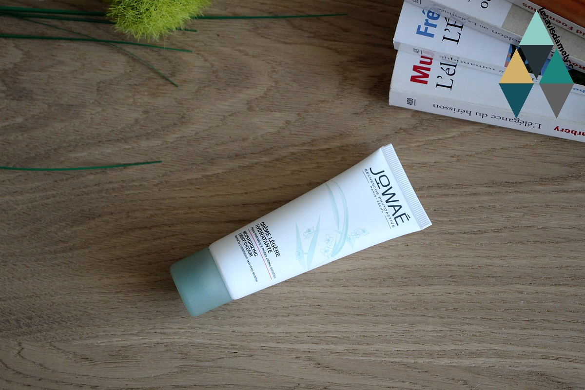 crème hydratante peau sensible