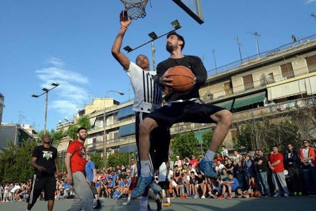 Τουρνουά 3on3 Street Basketball στην Αλεξανδρούπολη