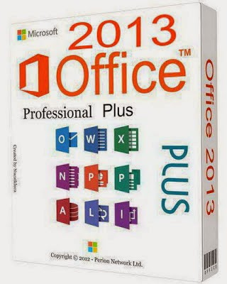 Microsoft Office Professional Plus (x64)(x86) 2013 With Activator full version download