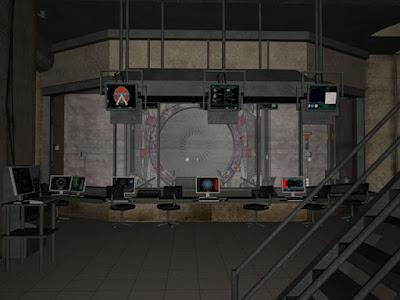 sala controllo SGC