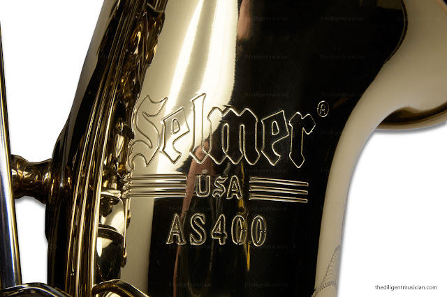 Selmer AS-400 Bell Stamp