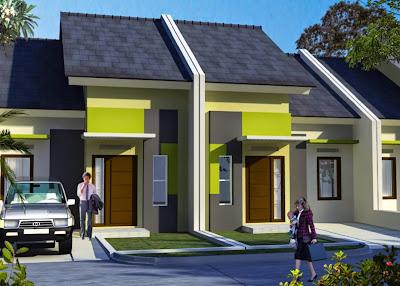 Gambar Model Rumah Terbaru Type 36 2018