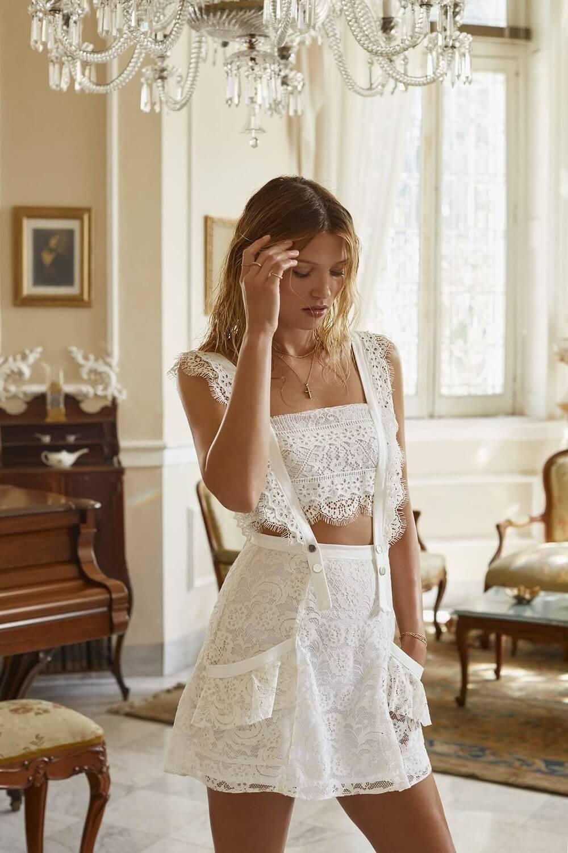 For Love & Lemons Spring 2018 Ready-To-Wear