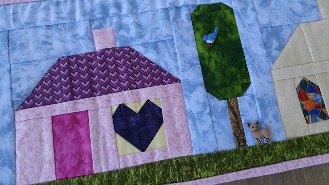 row by row experience home sweet home quilt