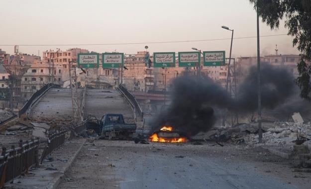 Συρία: Η μάχη του Χαλεπίου οδεύει στο τέλος της