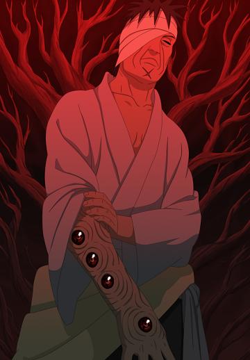 uchiha shisui vs danzo - photo #29