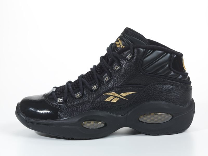 UrbanCafe Allen Iverson Models Reebok Question quotNew Years