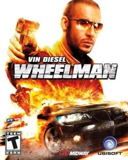 The Wheelman Cover