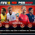 تحميل لعبة FIFA 18 Mod PES 2019 كرة القدم بنكهة خاصة على أجهزة الأندرويد