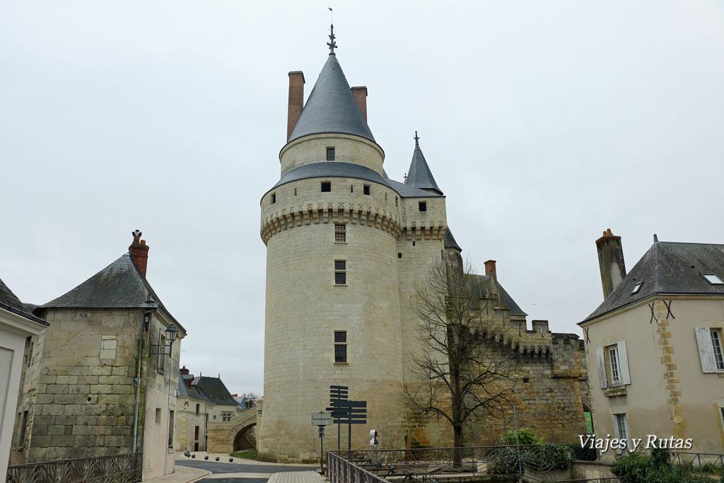 Castillo de Langeais, Valle del Loira, Francia