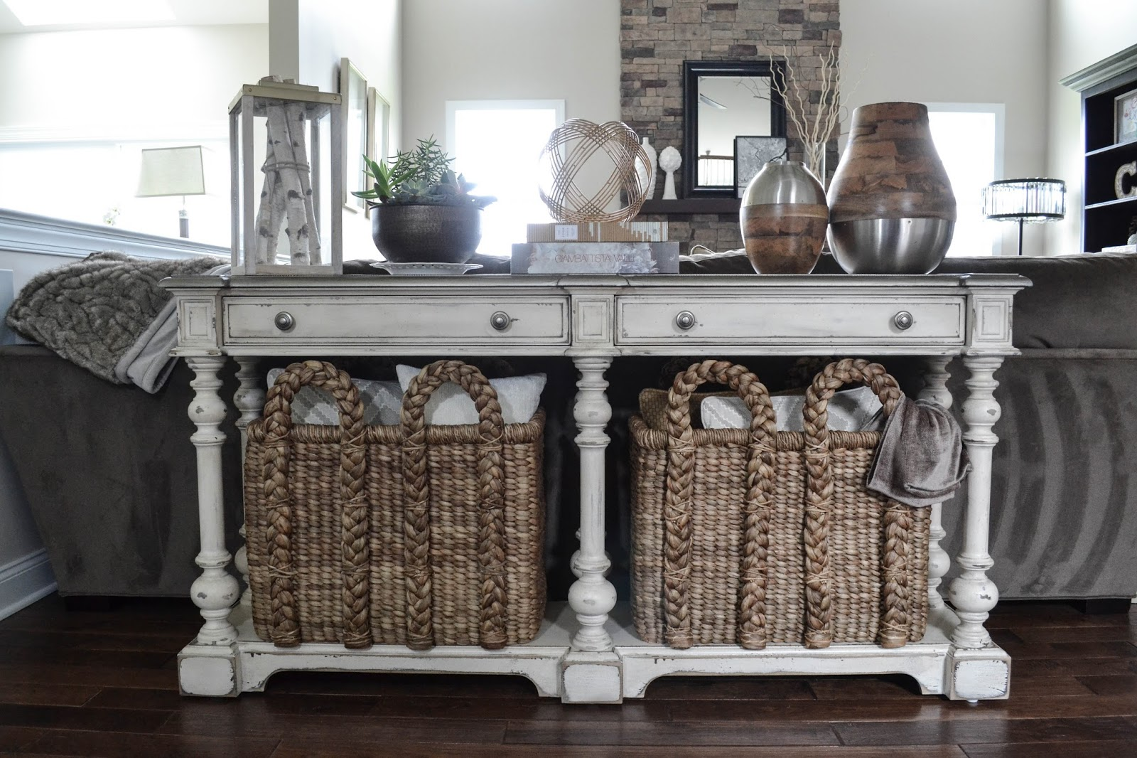 The Penny Parlor Home Tour Featuring Raymour And Flanigan