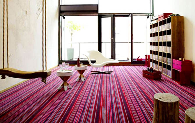 Fashionable Carpet Colors And Patterns For Your Living Apartments ...