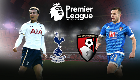 Assistir  Tottenham x Bournemouth AO VIVO Grátis em HD 15/04/2017