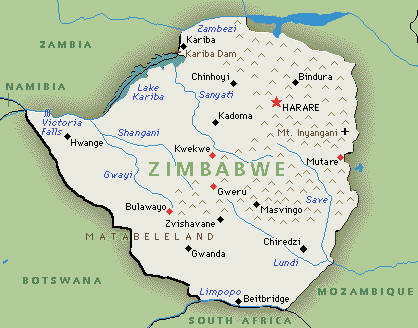 Frontline Travel Get Cheap Tickets Traveling To Zimbabwe