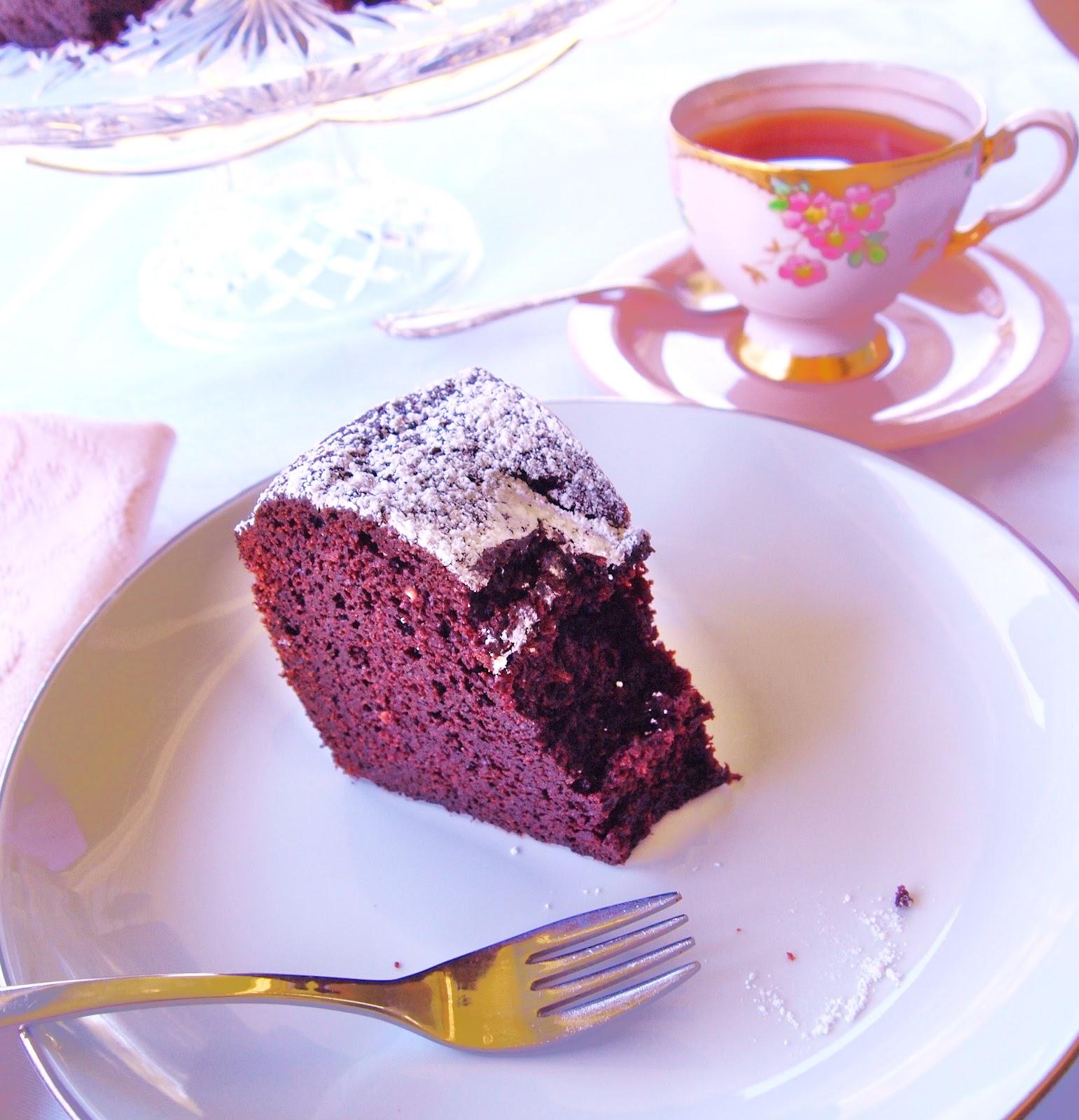 The Alchemist Moist Chocolate Farmhouse Cake