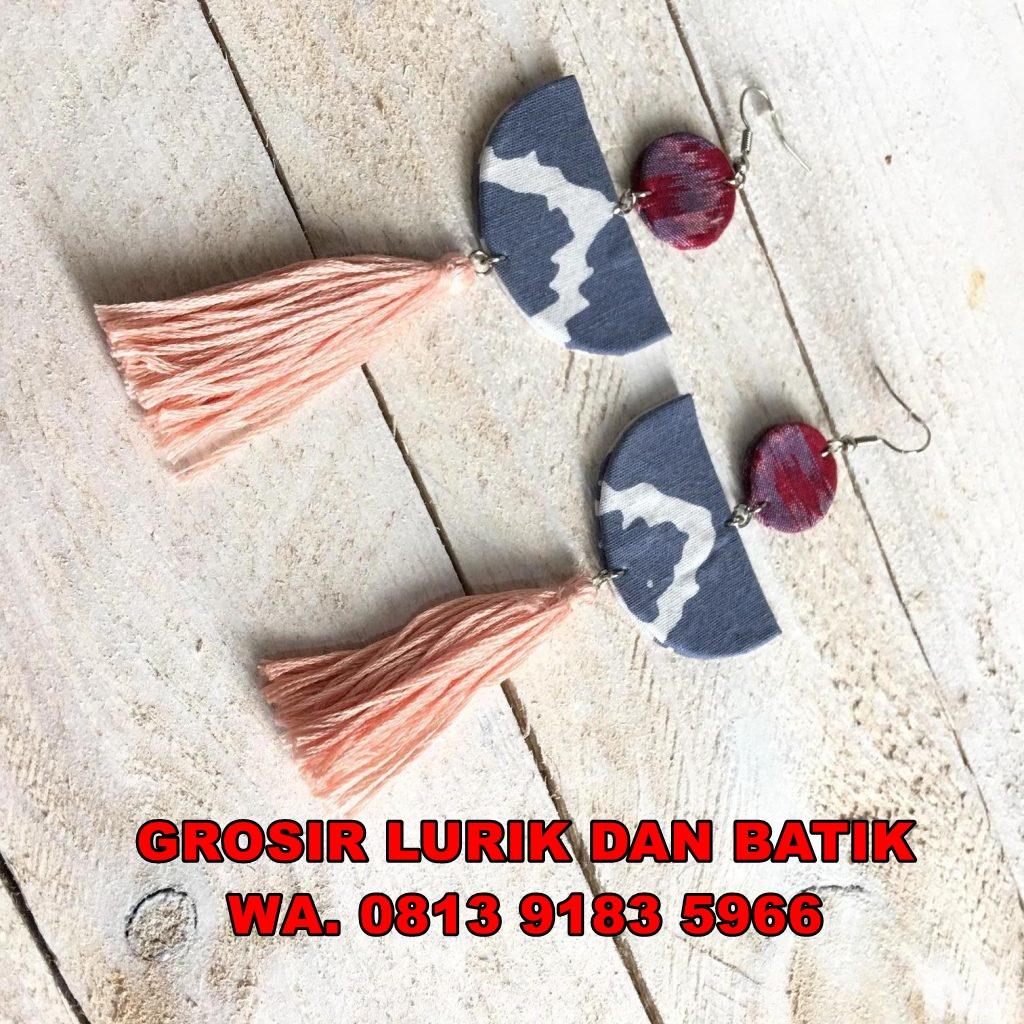 Grosir Lurik dan Batik Solo