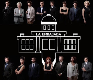 La embajada-Los protagonistas