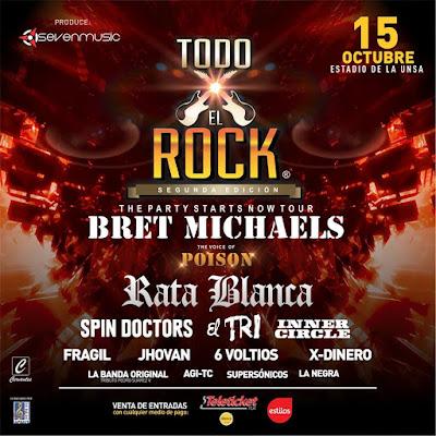 Festival todo x el rock, II Edición