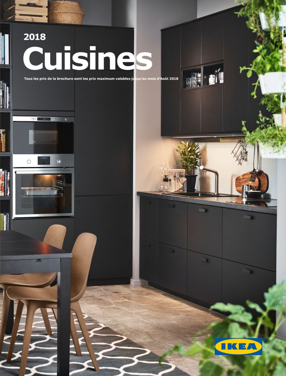 catalogue ikea maroc cuisines 2018 lecatalogue 100. Black Bedroom Furniture Sets. Home Design Ideas