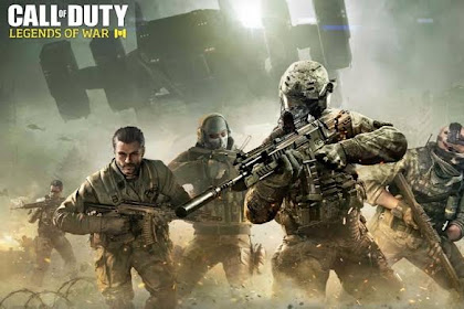 Call Of Duty Mobile: Legends Of War Apk + OBB Download