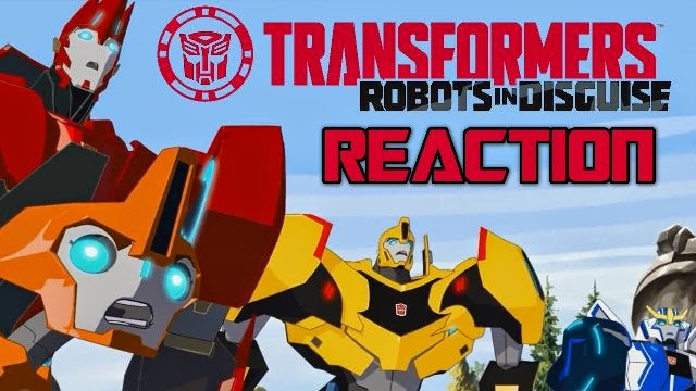 Transformers Robots in Disguise - Bumblebee's Mission
