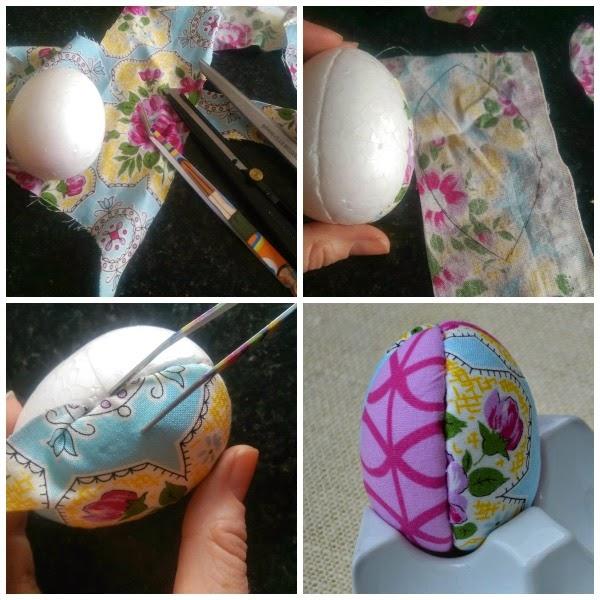 Fabric Egg