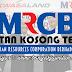 Jawatan Kosong di Malaysian Resources Corporation Berhad (MRCB) - 21 March 2018