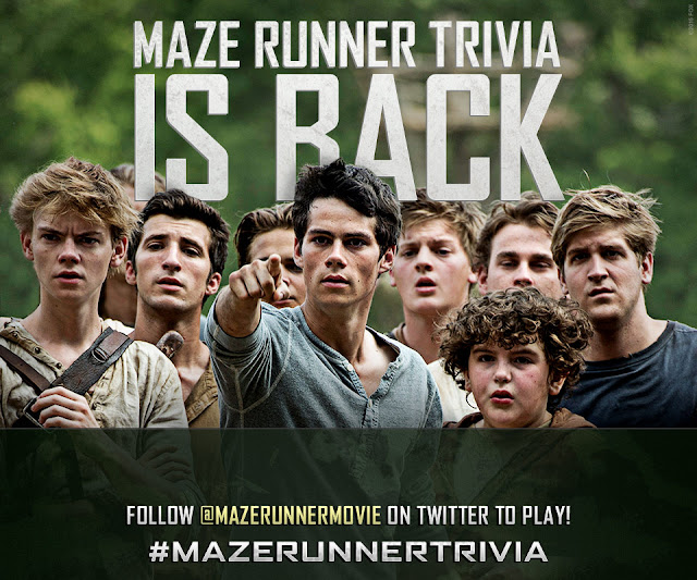 Maze Runner The Scorch Trials Trivia