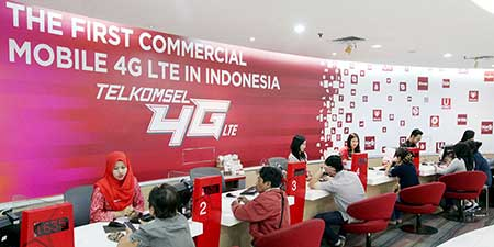 Alamat & Nomor Telepon Grapari Telkomsel Kabupaten Langkat
