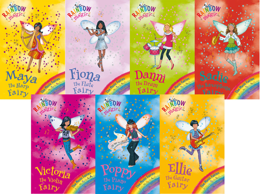 10 Magical Children's Books About Fairies