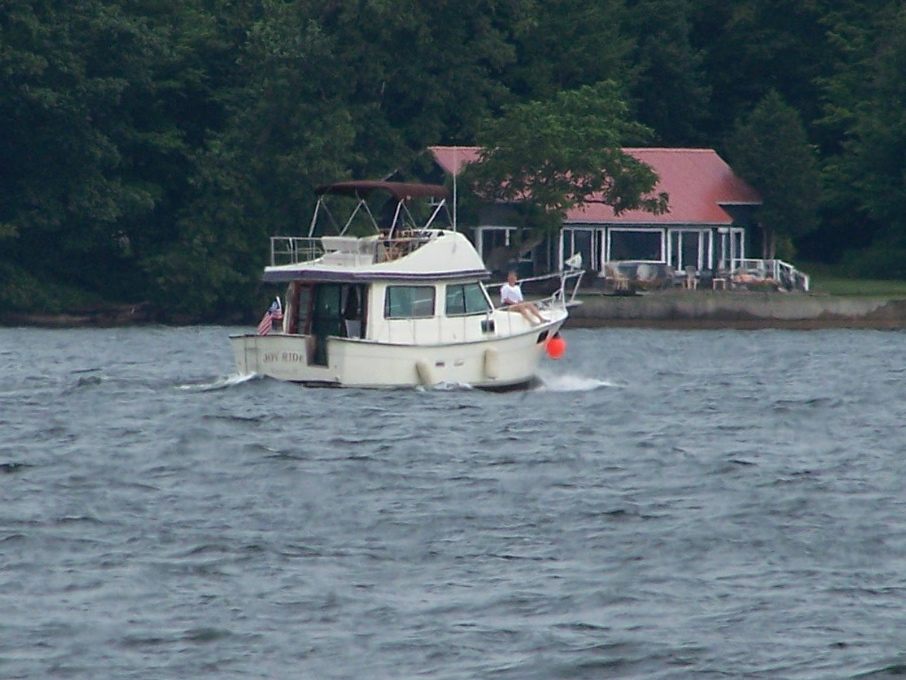 Joyride82 Campion Adventurer 30 Ft Sedan Trawler With