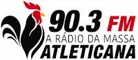 FM 90.3 - A Rádio da Massa Atleticana de Belo Horizonte MG