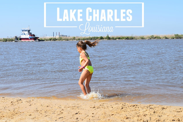 While I'm Waiting...Lake Charles, Louisiana