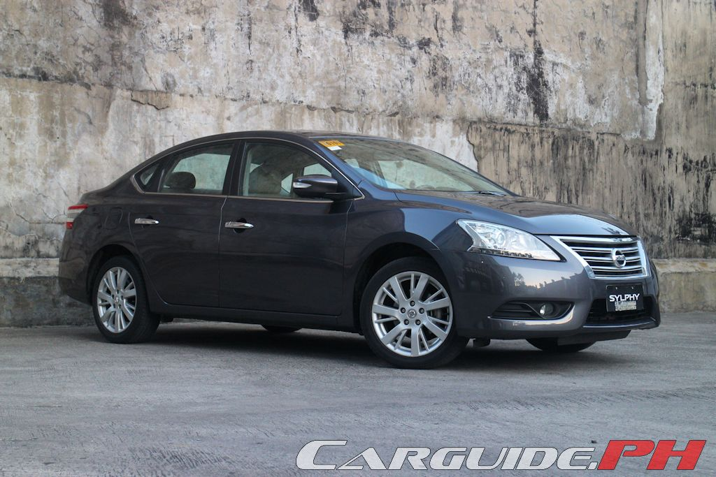 Review: 2015 Nissan Sylphy 1.8V | Philippine Car News, Car ...