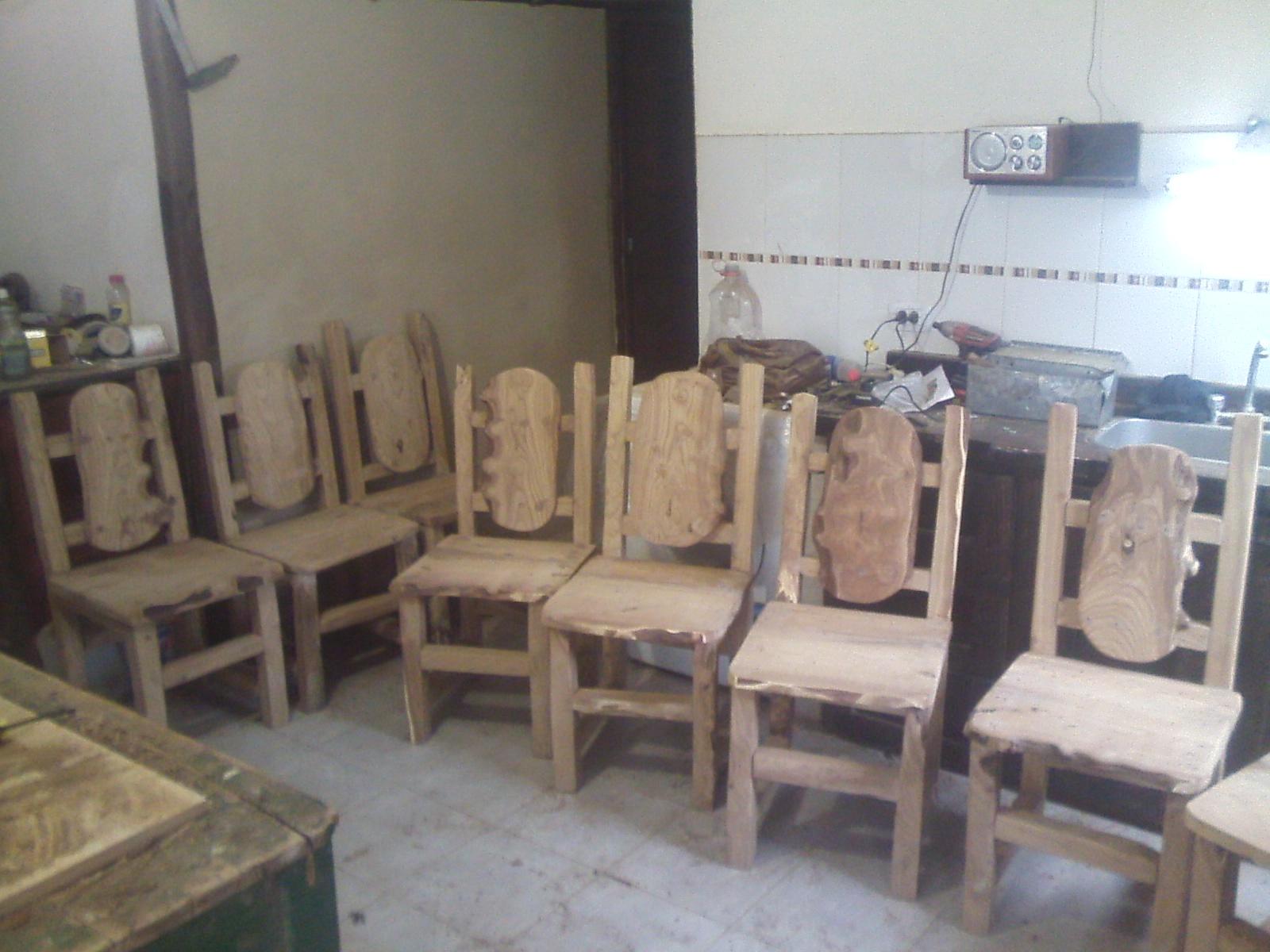Arte rustika muebles rusticos artesanales juegos de comedor for Muebles de comedor rusticos