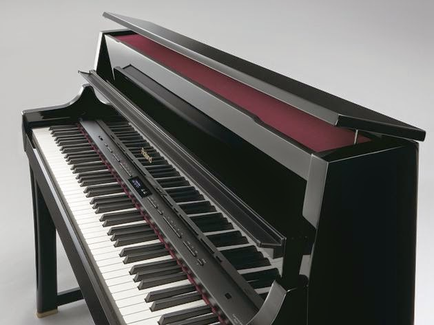 az piano reviews review roland lx15e digital piano recommended. Black Bedroom Furniture Sets. Home Design Ideas