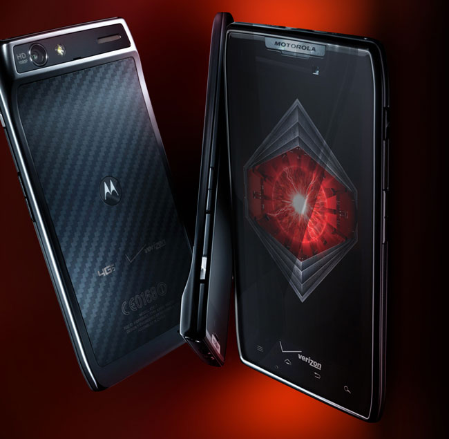 Motorola keeps teasing the RAZR