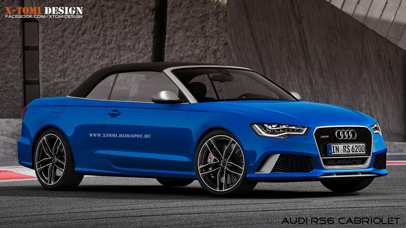 X Tomi Design Audi Rs6 Cabriolet 2013