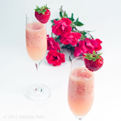 Bellini Cocktail