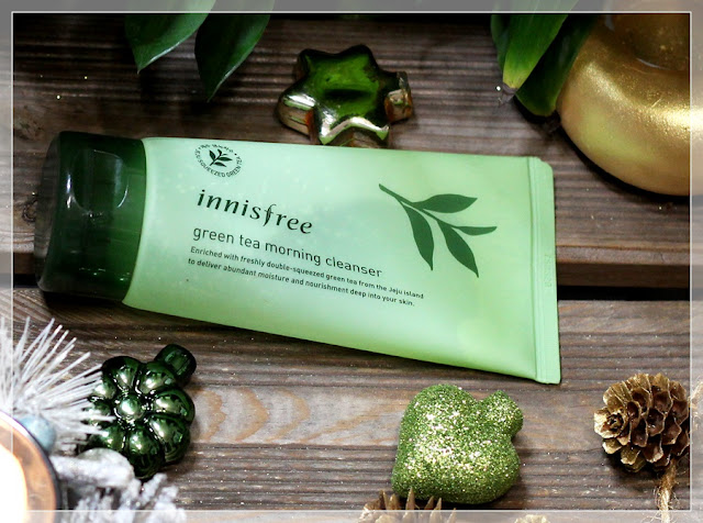 Na dobry poranek - INNISFREE! Green Tea Morning Cleanser - recenzja