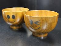 【工房 百の手】木製汁椀 キッズ椀