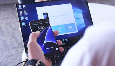 pembaruan firmware android